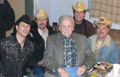 Cowlicks with Ralph Stanley